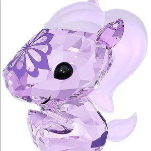Swarovski Crystal Zodiac - Uma the Horse